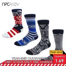Buy Mens <b>Fashion Striped</b> Socks online