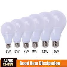<b>AC</b>/DC <b>LED Bulb</b> 12v <b>led lamp</b> 24v led light 36v led Lampada ...