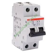 Купить <b>Автоматический выключатель ABB 2</b>-полюсный S202 C16 ...