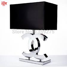 modern europe cloth square table lamp living room bedroom bedside lamp study hotel room lighting spot bedroom table lamps lighting