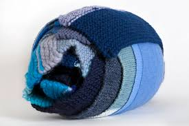 <b>Blue Knitting</b> | Celia Pym