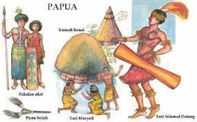 Hasil gambar untuk jumlah suku dan bahasa di papua