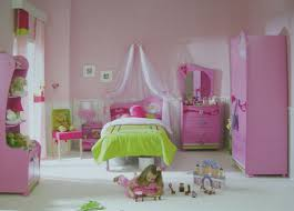 girls room decor ideas painting: full size of bedroom girl room decoration with contemporary pink furniture set feat green accent bedding