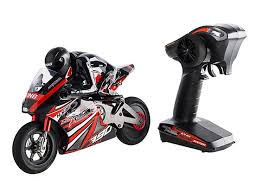 1/8 HKM390 On-Road Racing <b>Motorcycle</b> (Brushed) RTR
