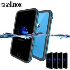 SHELLBOX Universal Waterproof Case For iPhone 7 8 Plus ... - Vova