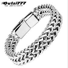 <b>oulai777 2019 stainless</b> steel mens rings for men Cool punk ...