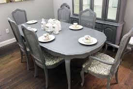 French Provincial Dining Room Sets French Provincial China Cabinet And Dining Table With 8 Chairs