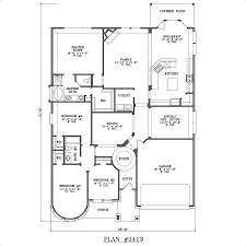 One Story House  house plans   porches one story easing    Small One Story House Plans