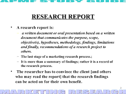 research paper powerpoint presentation