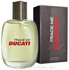 <b>Ducati</b> Trace Me - <b>Туалетная вода</b> | Makeupstore.ru