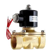 copper valve solenoid normally closed 2w 160 15 dn15 rc1 2 2w160 15 rc1 4 ac220v dc24v dc12v can be choosed