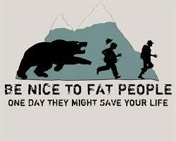 <b>Be Nice To Fat</b> People | FunnyAsDuck