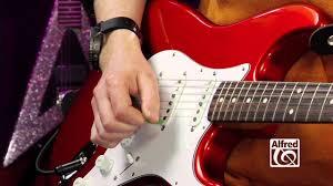 <b>Electric Guitar</b> - Jared Meeker - How to Strum Guitar for <b>Kids</b> ...