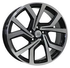 4x 18 inch x 7.5 GIZA SET oF Wheels VW <b>GOLF</b> GTi - OEM ...