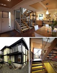 DIY Used Cargo Homes  amp  Shipping Container House Plansshipping container built house