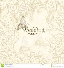 wedding invitation background designs wedding invitations for vector hand drawn wedding invitation design in classic floral style