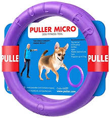 <b>PULLER Micro</b> Interactive Dog Toy Fitness Tool Set: Amazon.co.uk ...