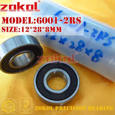 <b>ZOKOL</b> 6001 2RS RS 6001 <b>ZZ</b> S6001 Z3V3 Z1 Z deep groove ball ...