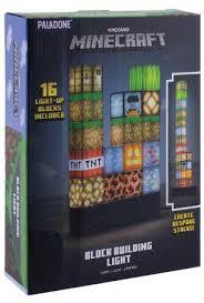 Купить <b>светильник</b> paladone: строение из блоков (<b>block</b> building ...
