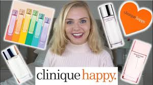<b>CLINIQUE HAPPY</b> PERFUME RANGE REVIEW | Soki London ...