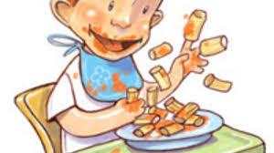 bambini non mangiano
