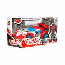 <b>Робот</b>-<b>трансформер Junfa</b> toys D622-H047A — купить по ...