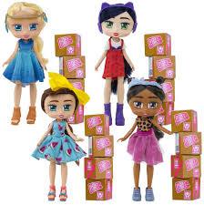 Куклы <b>Boxy Girls</b> от Jay at Play: разбираем в деталях ...
