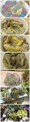 <b>DIY</b> Concrete <b>Garden Hands</b>