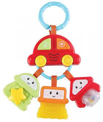 <b>Happy Baby</b> Брелок с <b>ключами</b> SUNDY