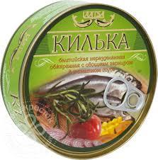 Купить <b>Килька Laatsa</b> в томатном соусе с овощным гарниром ...