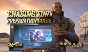 Nick Fury Beginner