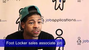 foot locker interview s associate