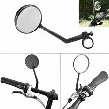 <b>1pc Bike</b> Rearview <b>Mirror Cycling Bike Bicycle Handlebar</b> Flexible ...