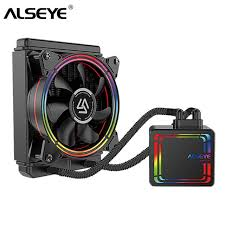 Online Shop <b>ALSEYE</b> H120 Water <b>Cooler</b> RGB Water <b>Cooling Fan</b> ...