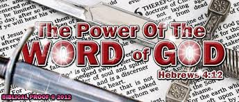 Image result for The Word of God