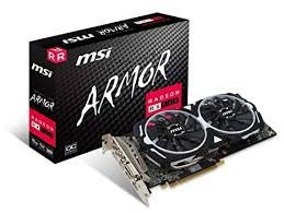 Amazon.com: MSI VGA Graphic Cards RX 580 ARMOR 8G OC ...