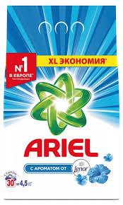 Купить <b>Стиральный порошок Ariel</b> Touch of Lenor Fresh <b>автомат</b> ...