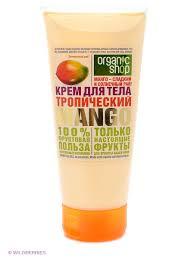 """<b>Крем для тела</b> """"<b>Тропический</b> манго"""" Organic Shop 2056118 в ..."""
