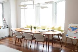 Stripping Dining Room Table Kitchen Storage Bench Window Seat Minimalist Kitchen Window Seat