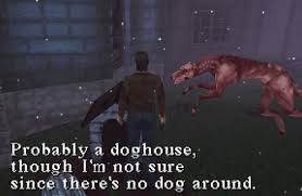 funny meme silent hill harry mason doghouse bates12957 • via Relatably.com