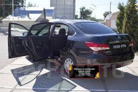 <b>Накладки на внутренние пороги</b> дверей Nissan Almera 2014 - GT ...