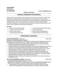 Resume Template For Engineering Job Engineering Manager Resume Workbloom Job Search