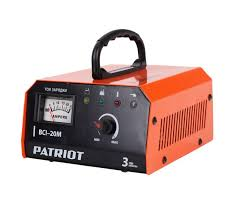 Зарядное <b>устройство Patriot BCI-20M</b> (650303420) - отзывы ...