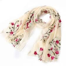 hot <b>2019 new</b> brand women scarf spring summer <b>silk scarves</b> ...