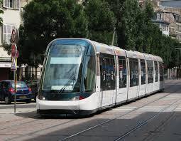 Strasbourg tramway