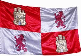 Resultado de imagen de bandera de castilla y león