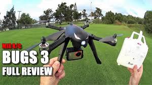 <b>MJX BUGS 3</b> - Full Review - [Unbox / Setup / Flight Test / Pros & Cons]