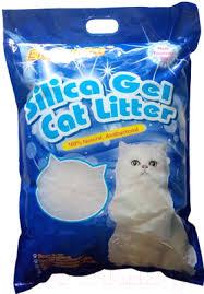 <b>Elegant Cat</b> Без запаха (5л) <b>Наполнитель</b> для туалета ...