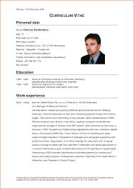 curriculum vitae resume cv example template resume formt cover format curriculumvitae examples format curriculumvitae examples