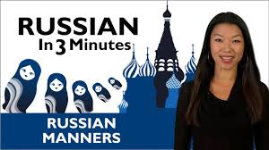 Learn <b>Russian</b> - Thank You & You're <b>Welcome</b> in <b>Russian</b> - YouTube